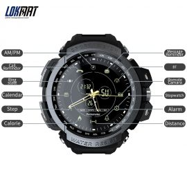 LOKMAT MK28 Smart Watch