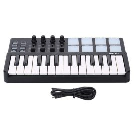 Worlde Panda 25-Key USB Keyboard and Drum Pad